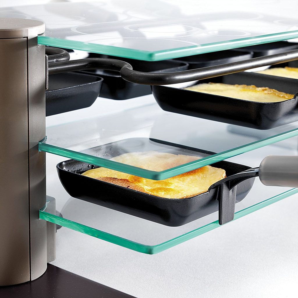 avis et test sur l 39 appareil raclette lagrange 8 personnes. Black Bedroom Furniture Sets. Home Design Ideas