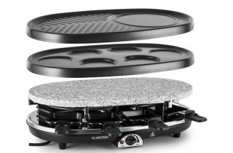 Appareil raclette Klarstein All-U-Can Steaklette